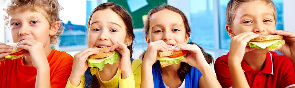 eating-childs